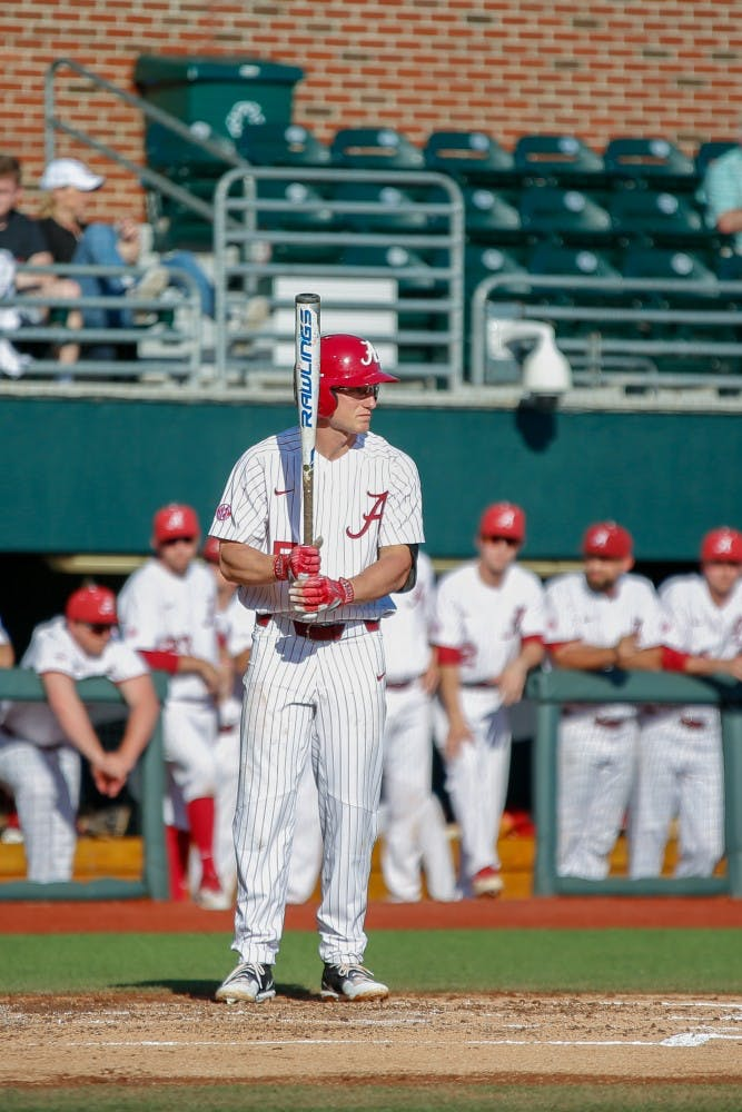 Baseball holds on to defeat Troy