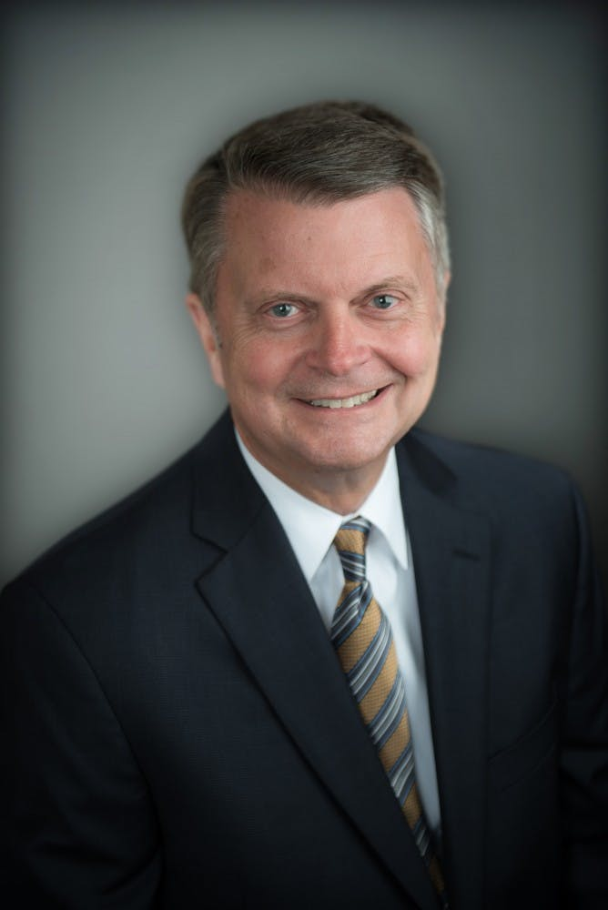 UA System chancellor Ray Hayes steps down