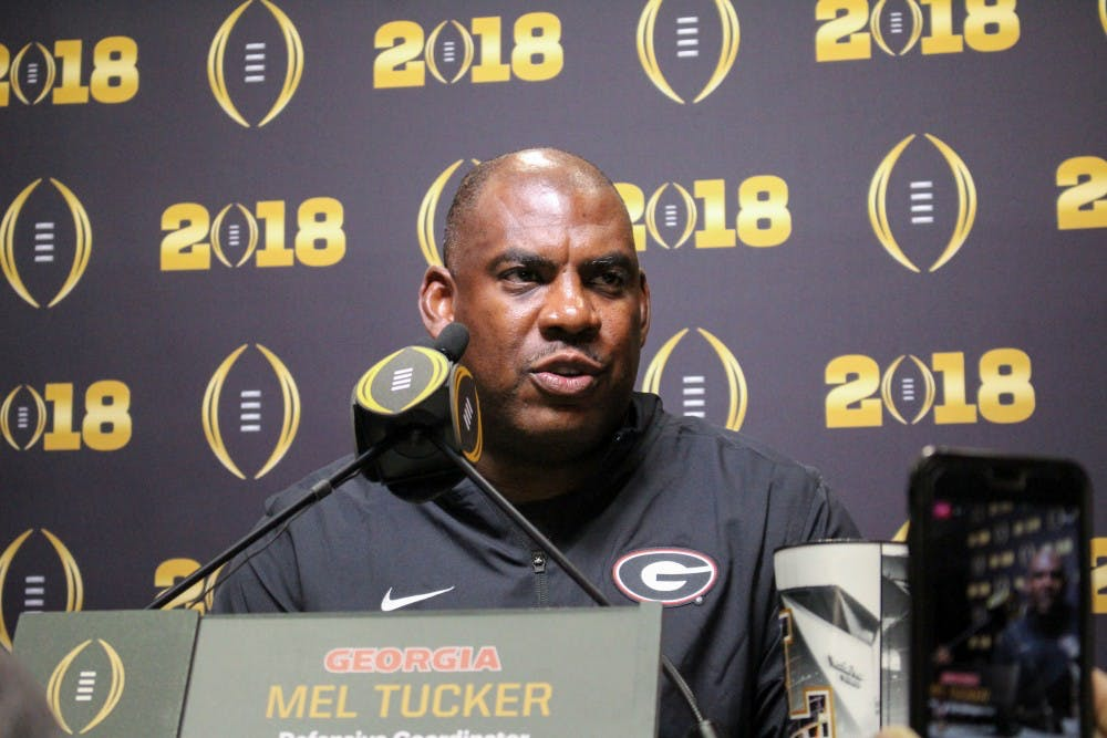 Mel Tucker developed Alabama starting DBs early in their careers