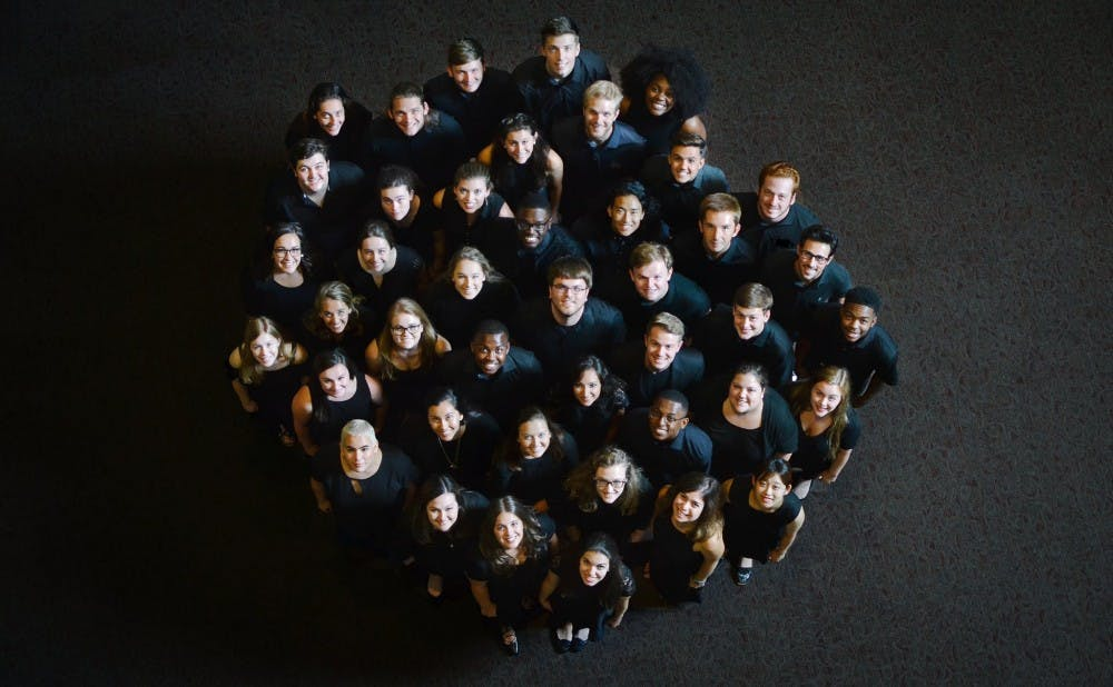 University Singers present concert of foreign language music on Thursday