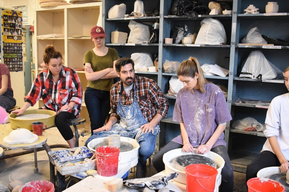 Crimson Clay brings ceramics fans together