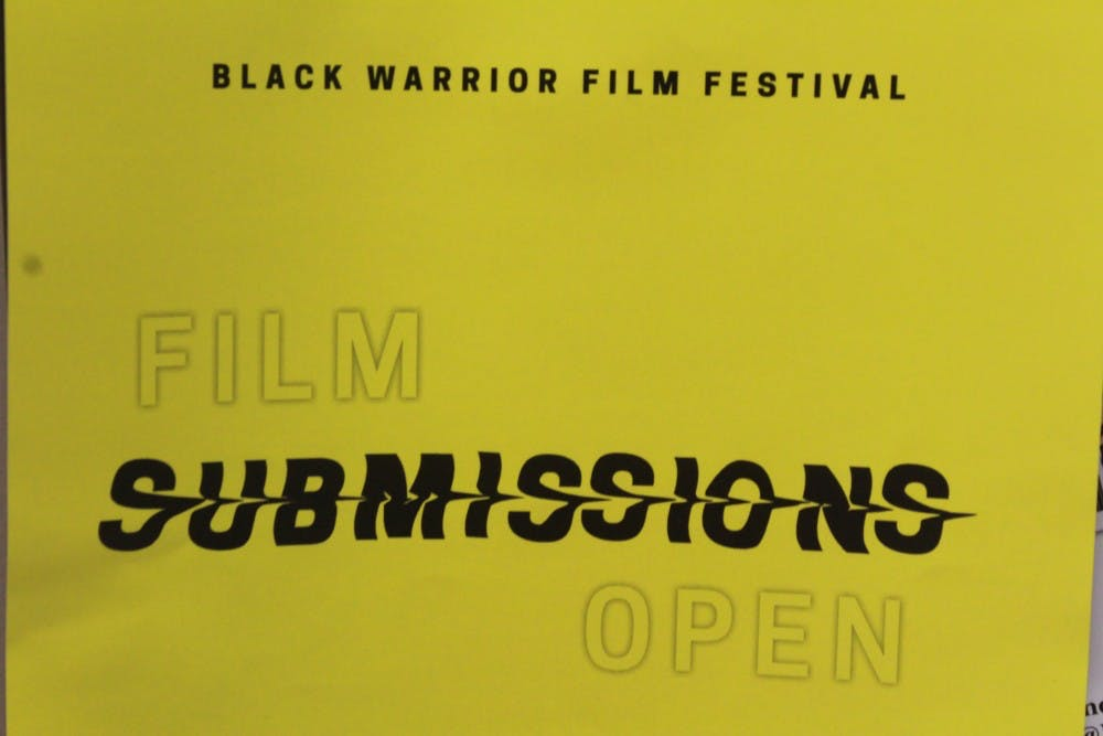 Black Warrior Film Festival opens submissions