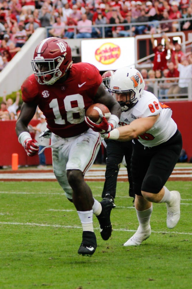 Dylan Moses shines in Alabama's shutout win over Mercer