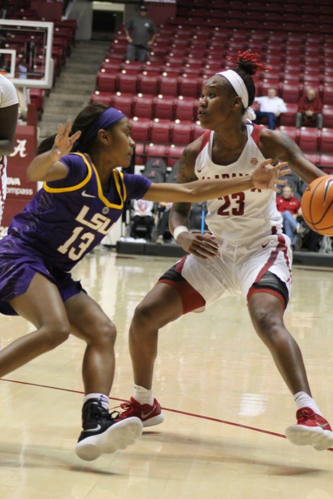 Alabama extends conference win streak to three after ...