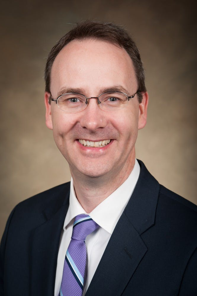 Gregory Thompson named a university research professor
