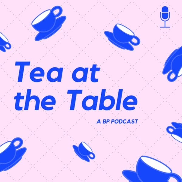 Logo for Tea at the Table