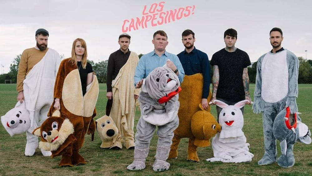 Concert Preview: Los Campesinos!
