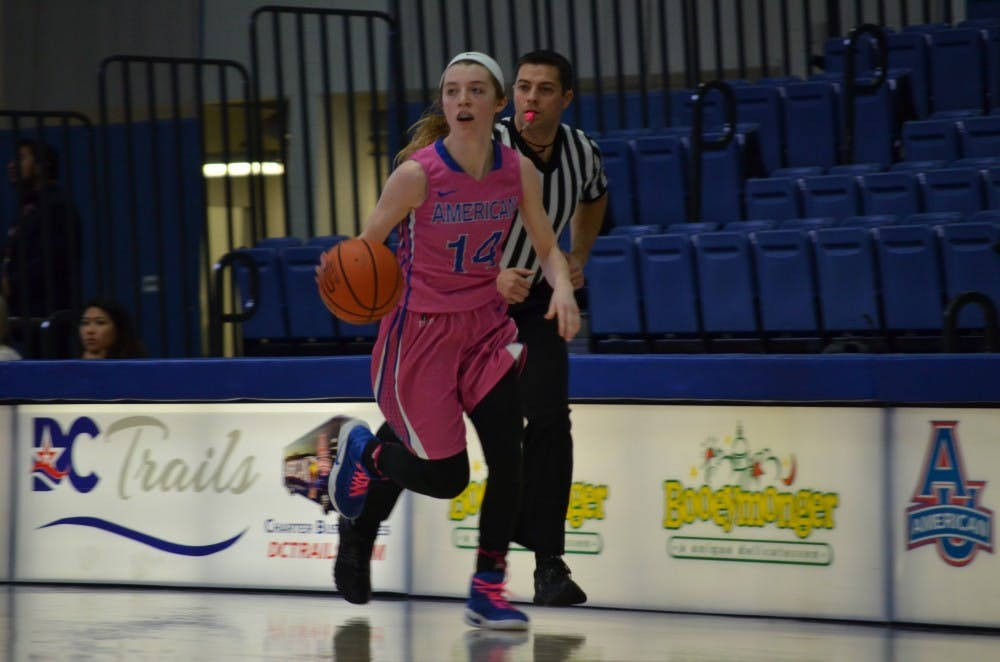 Women's basketball fades late in 68-57 loss