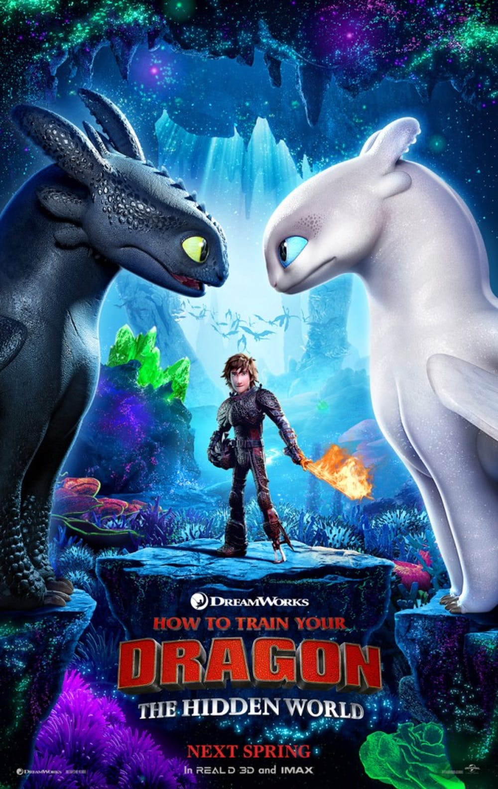 """""""How To Train Your Dragon 3"""" is an epic and emotional end to the animated trilogy"""