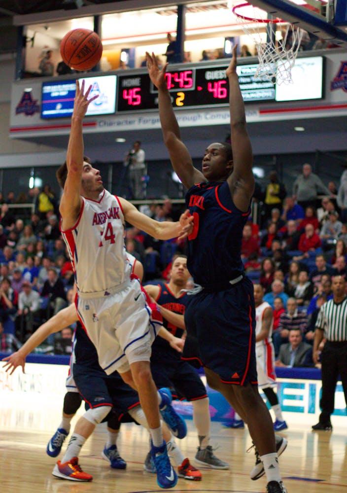 Men's Basketball advance to Patriot League Championship final