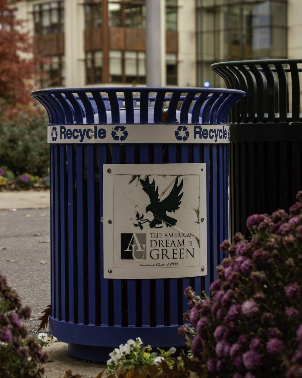 Zero Waste program urges students to trust the sustainability process