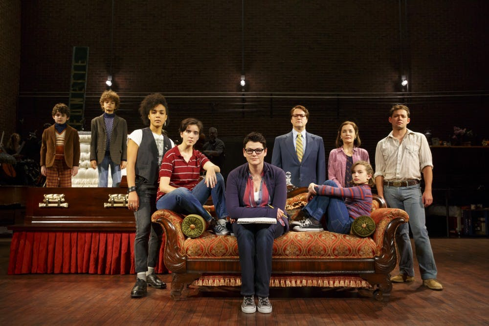 'Fun Home' reflects struggles with family and identity