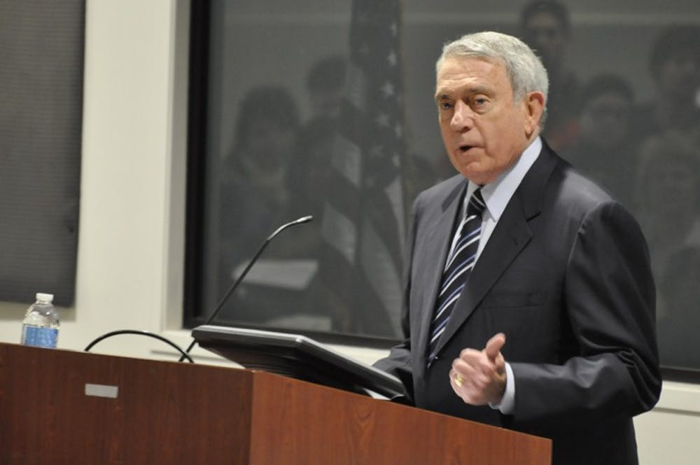Dan Rather: American journalism is in trouble