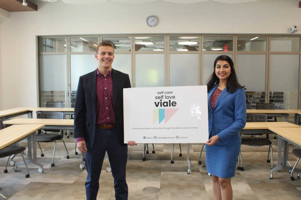 Viale addresses a campus-wide need for accessible beauty services