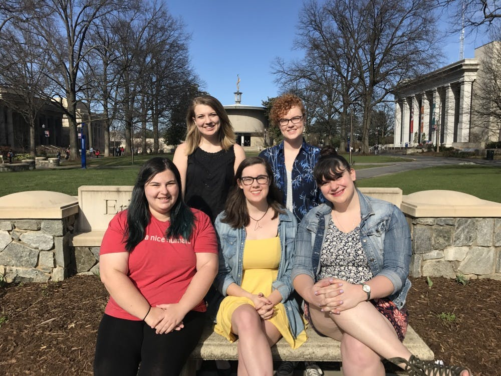 Students to End Abortion Stigma makes presence known on campus