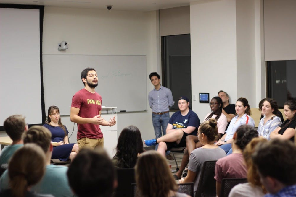 Students for Free Expression aims to convince students that free speech is nonpartisan