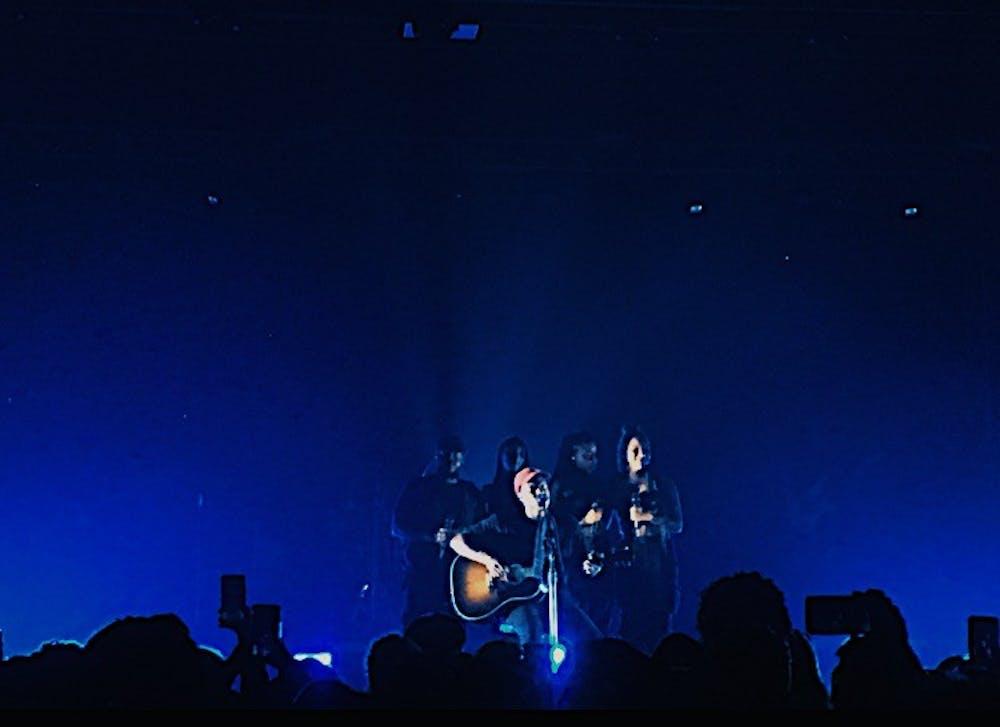 Daniel Caesar thrilled D.C. concert goers at Echostage
