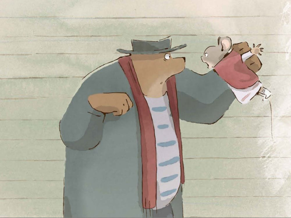 Movie Review Ernest And Celestine The Eagle