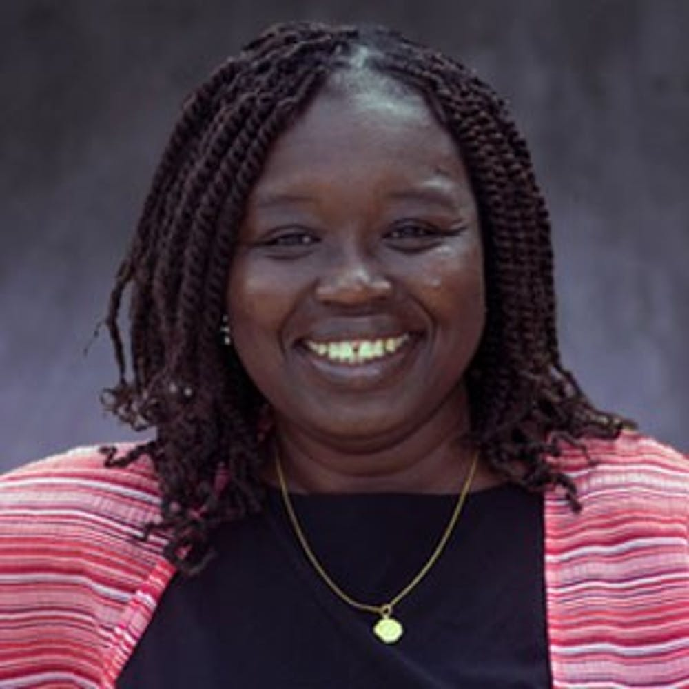 Dr. Fanta Aw named interim Vice President of Campus Life