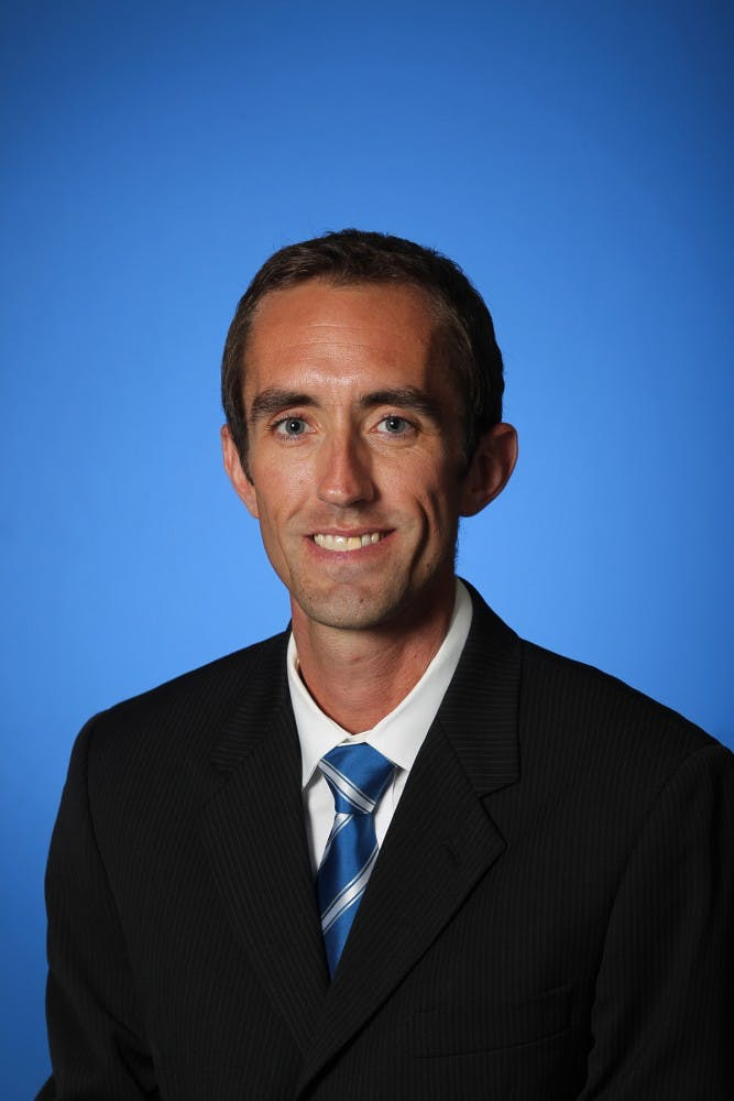 Sean Graham named American University track and field, cross country coach