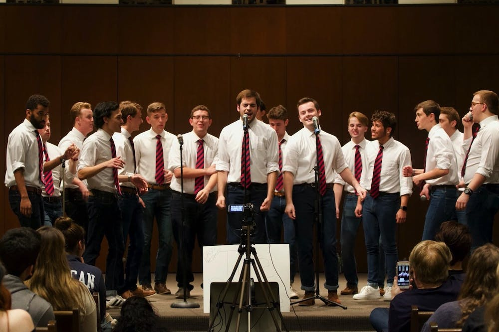 AU Club Feature: On A Sensual Note rises to the occasion by creating virtual singing opportunities