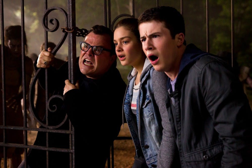 "Movie Review: ""Goosebumps"""