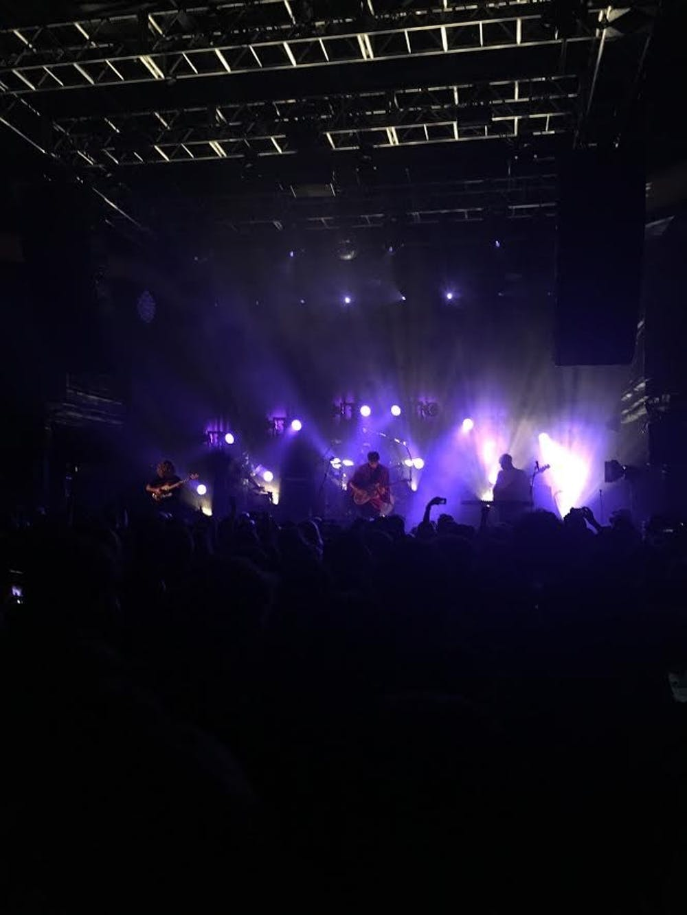 Hippo Campus releases a rush of dopamine at the 9:30 Club