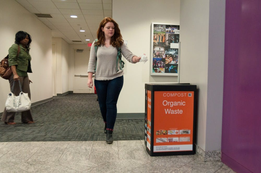 AU Zero Waste aims to broaden student knowledge on organic composting