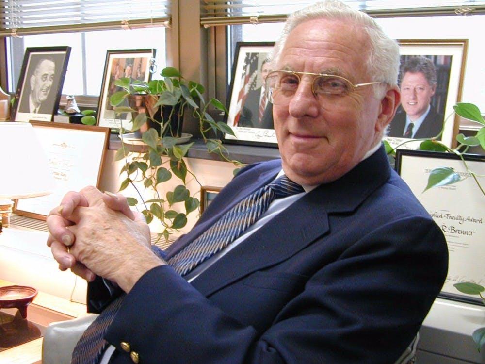 Former Kogod professor Donald Brenner passes away