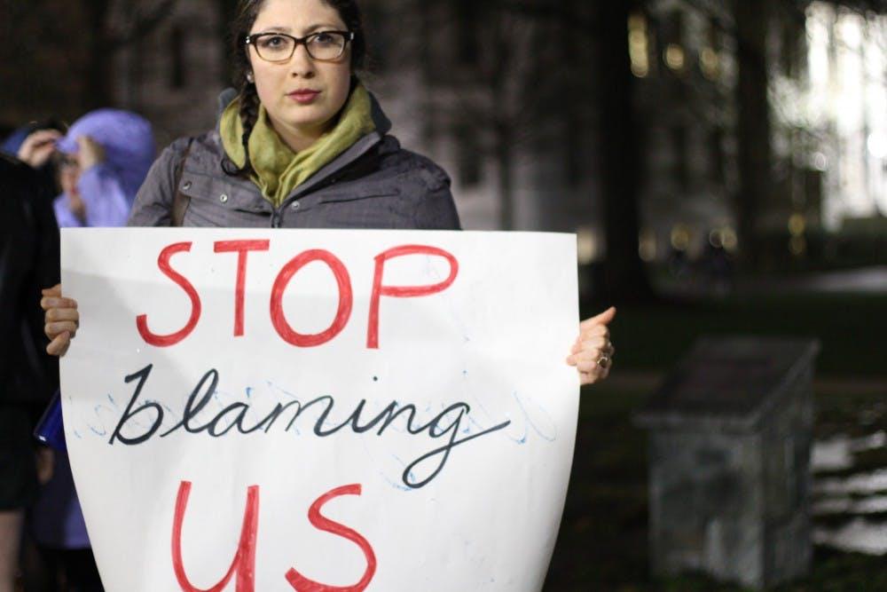 AU students condemn DeVos decision to rescind Obama-era guidelines on campus sexual assault