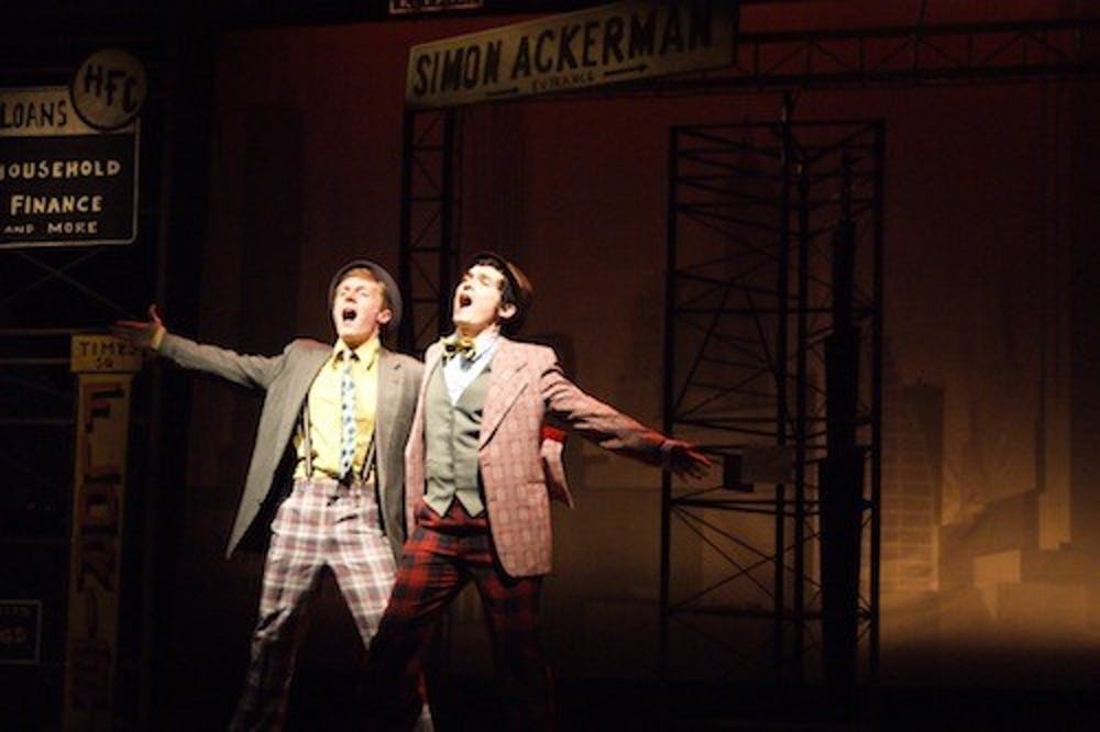 AU Dept. of Performing Arts to put on classic musical 'Guys and Dolls'