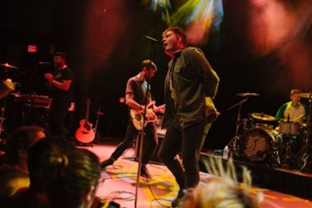 Concert Review: Los Campesinos! at the 9:30 Club