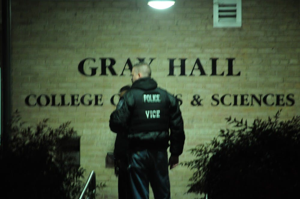 Campus lockdown cleared after gunman scare