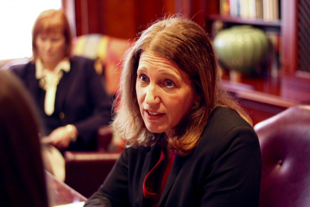 Former HHS Secretary named next AU president