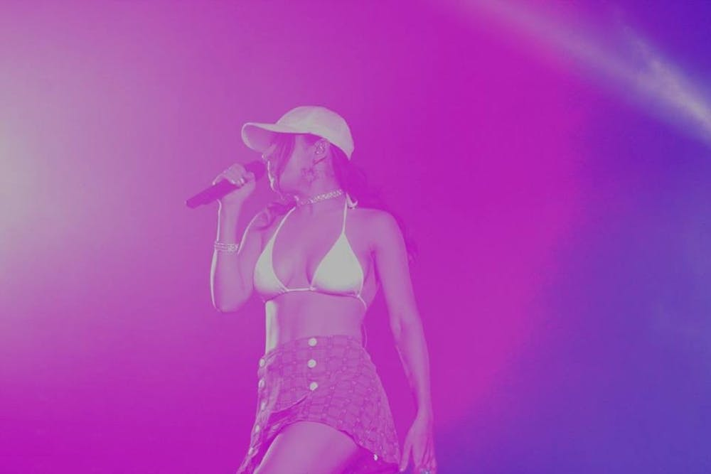 Concert Review: Charli XCX performs in Bender Arena