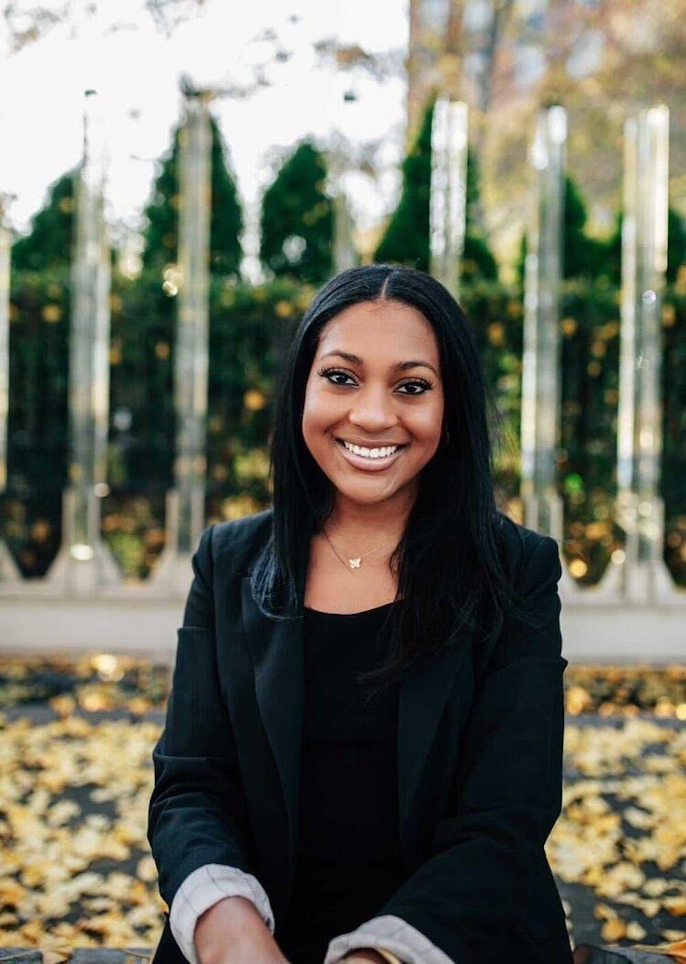 SG newcomer Zoë Washington elected Speaker of the Undergraduate Senate