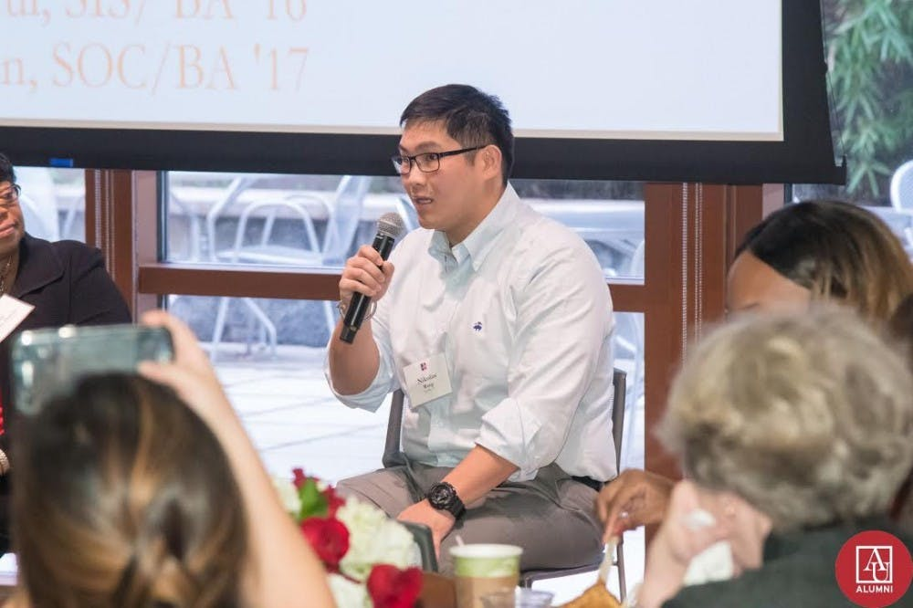 AU alum and author Nikolas Wong shares advice on self-publishing, pursuing career in writing