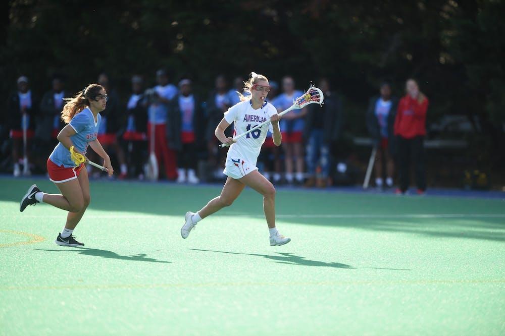 Co-captain Emma Vinall named Inside Lacrosse Preseason All-American