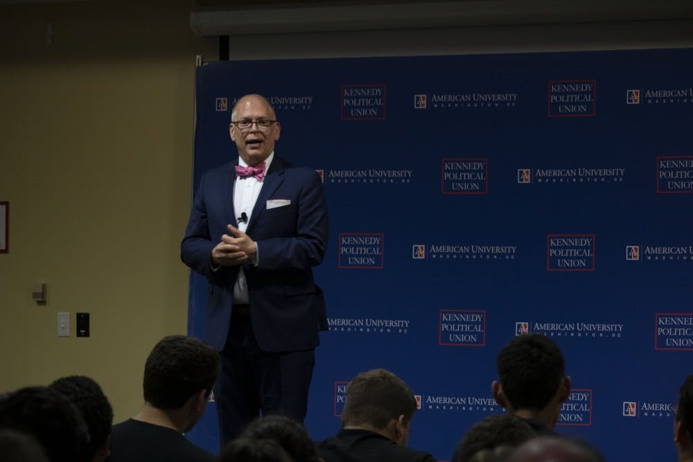 Jim Obergefell talks activism, court case at KPU event