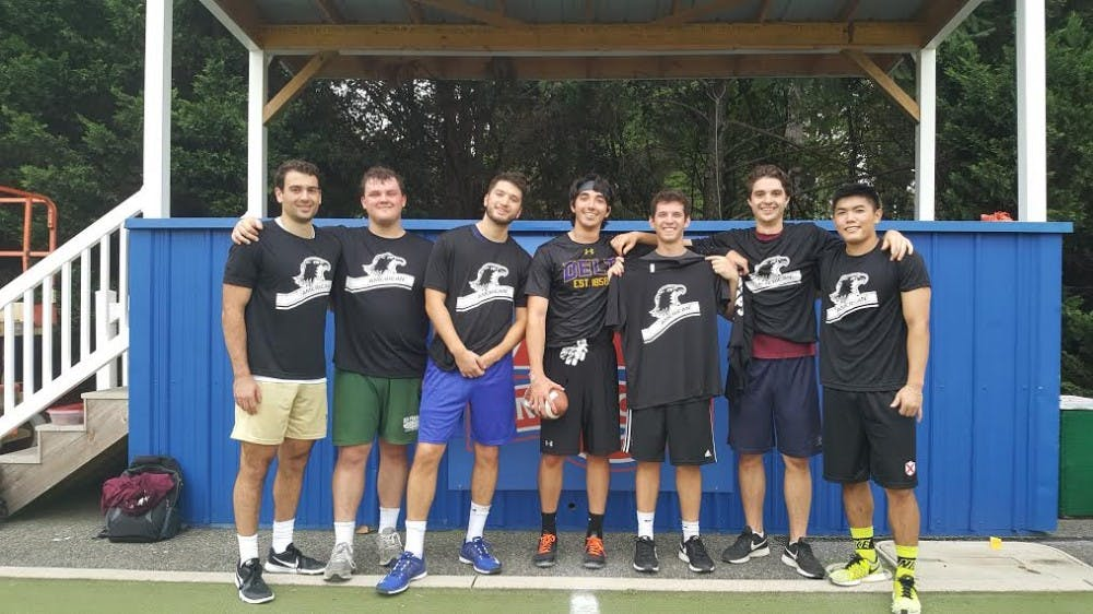 Embracing college (flag) football culture