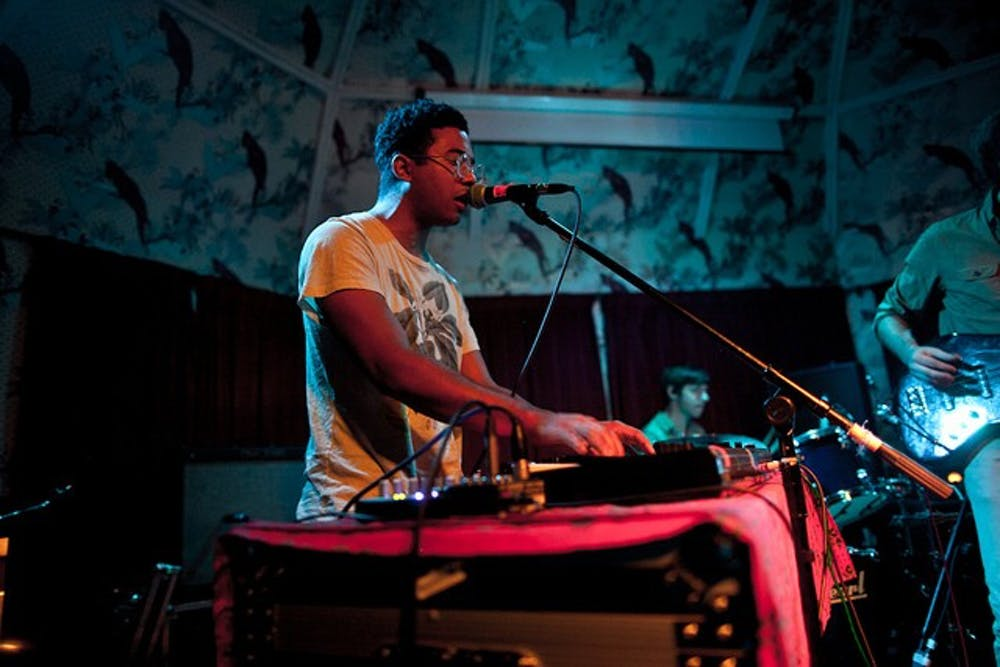 Toro y Moi to bring psychedelic summer tunes to 9:30 Club