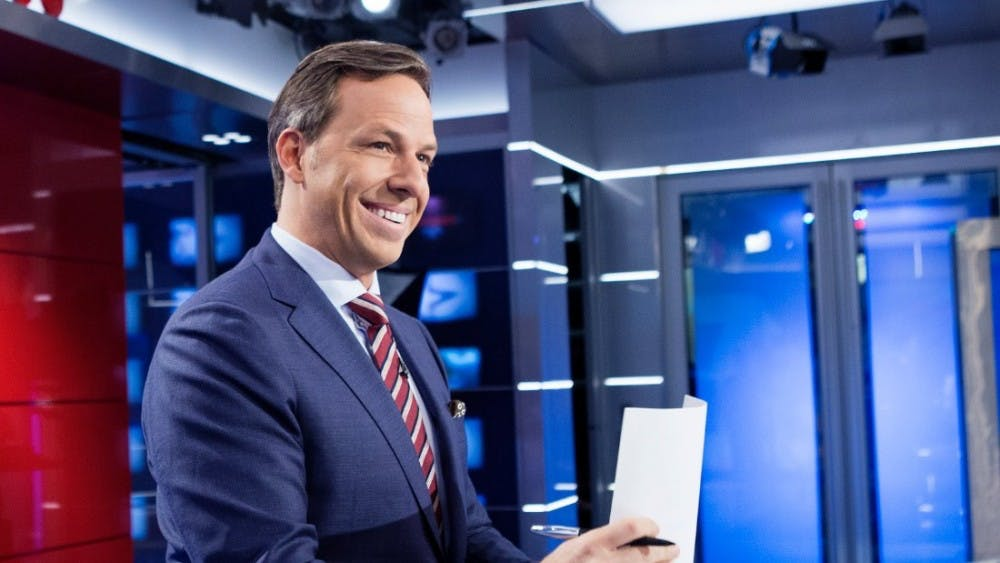 Jake Tapper to speak at AU