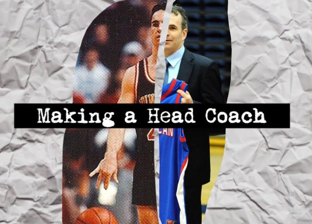 Making a head coach