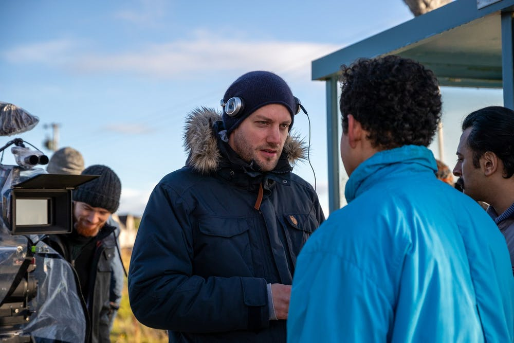 """Q&A: Director Ben Sharrock shares how """"Limbo"""" humanizes the refugee experience"""