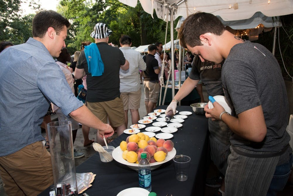 Toast to wildlife with Brew at the Zoo