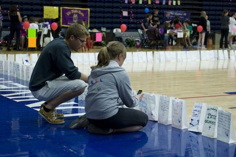 Over 700 students participate in annual Relay for Life