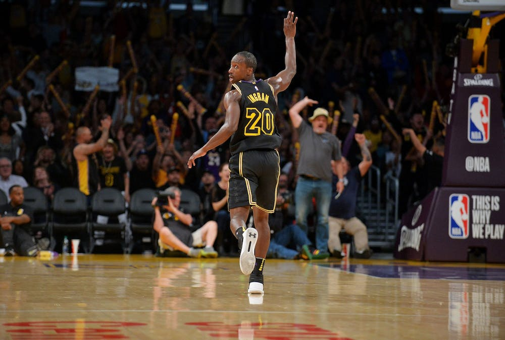 10 years in the G League: an oral history of Andre Ingram's call-up to the Lakers
