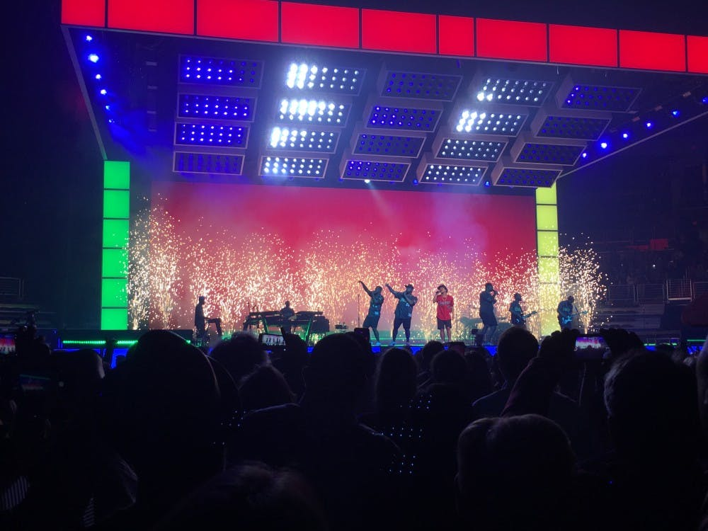 Bruno Mars brings his (24K) magic touch to the Capital One Arena