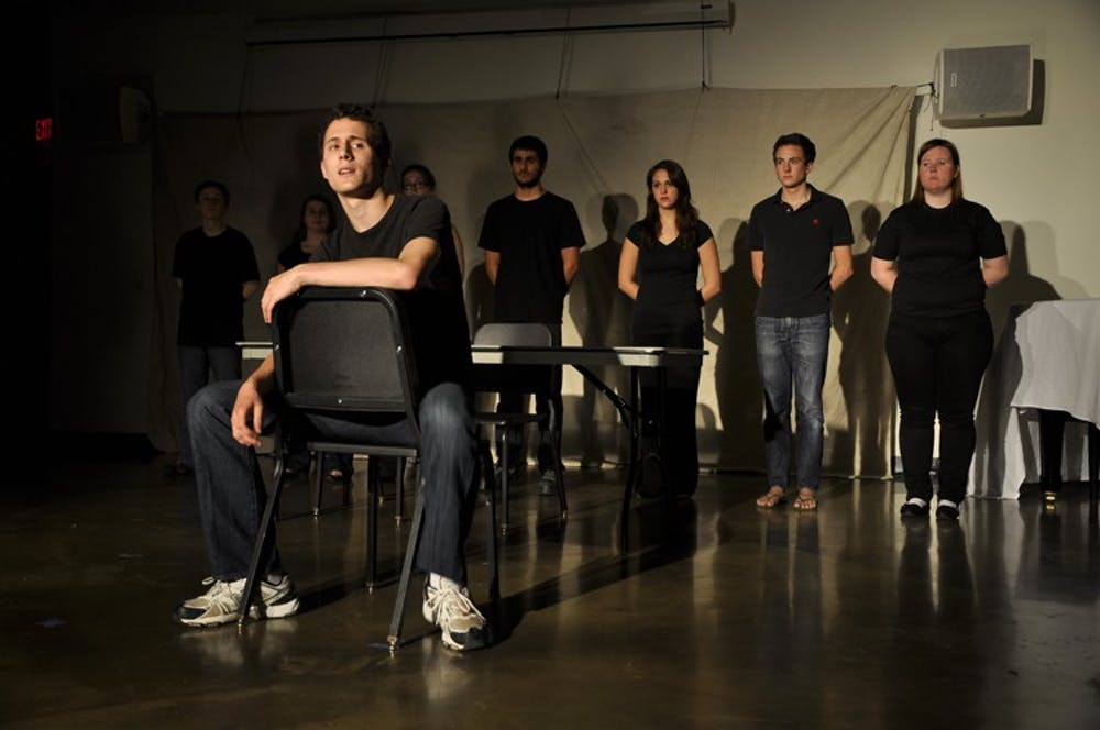 "On Stage: AU Players find religion with ""Heaven and Hell: A Divine Comedy"" show"