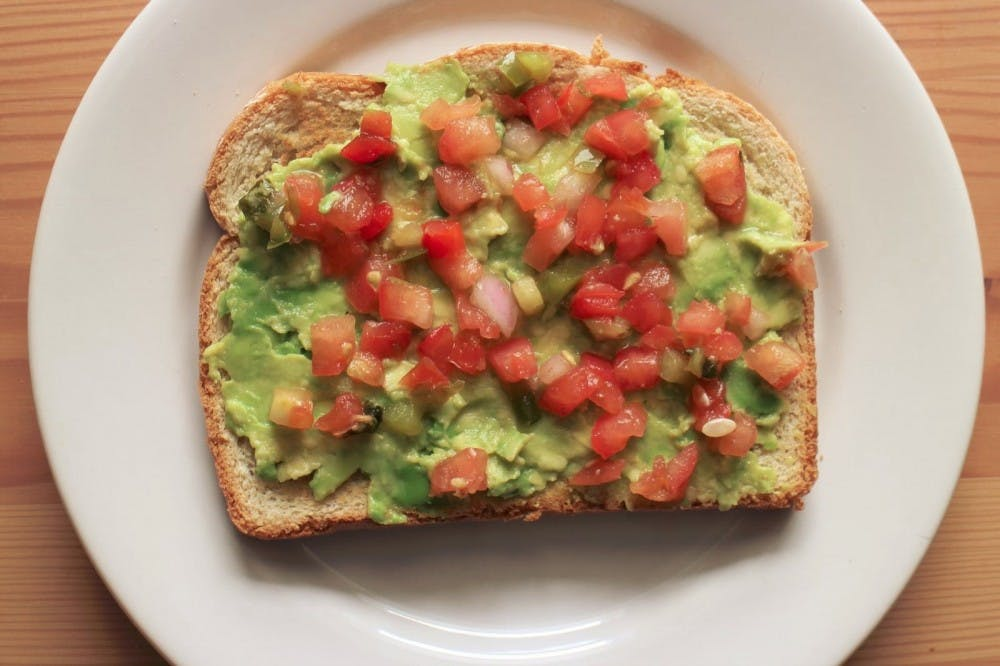 Easy and affordable avocado toast recipes